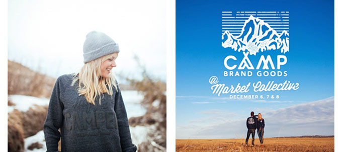 camp brand goods instagram small business