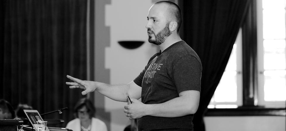 Marketing Workshop Speaker Ernest Barbaric