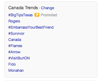Rogers Outage Trending Twitter