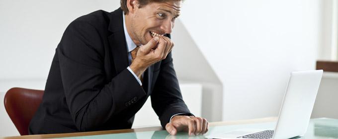 entrepreneur fear anxiety